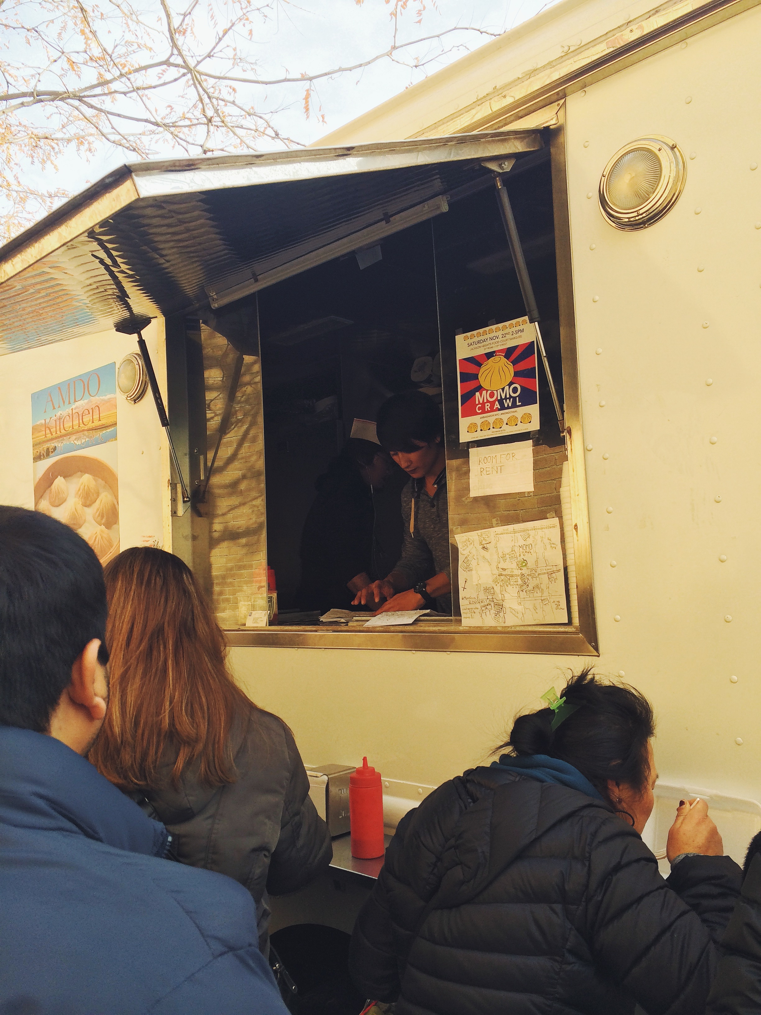 Participating food truck